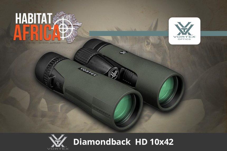 Vortex Diamondback HD 10x42 Binoculars Habitat Africa 2