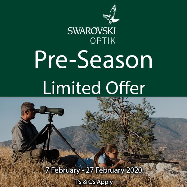Swarovski Pre-Hunting Season Specials