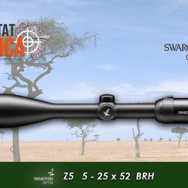 Swarovski Z5 5-25x52 BRH Habitat Africa
