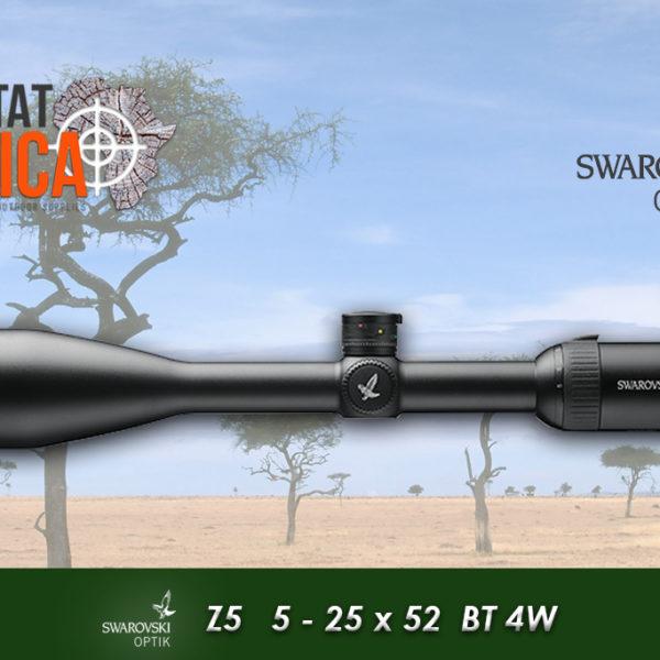 Swarovski Z5 5-25x52 BT 4W Habitat Africa