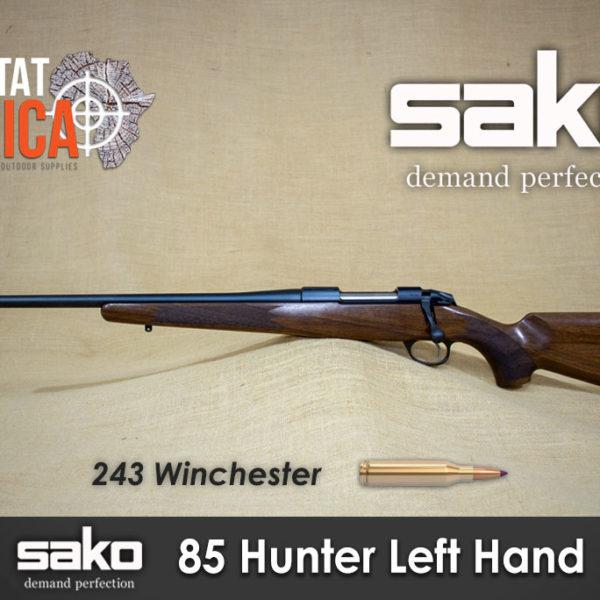 Sako 85 Hunter 243 Winchester Habitat Africa