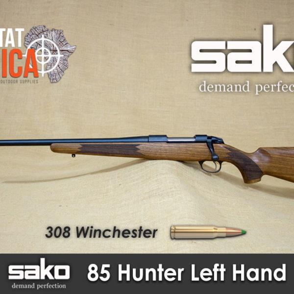 Sako 85 Hunter Left Hand 308 Winchester Habitat Africa
