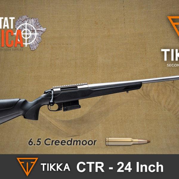 Tikka T3x Stainless CTR Habitat Africa