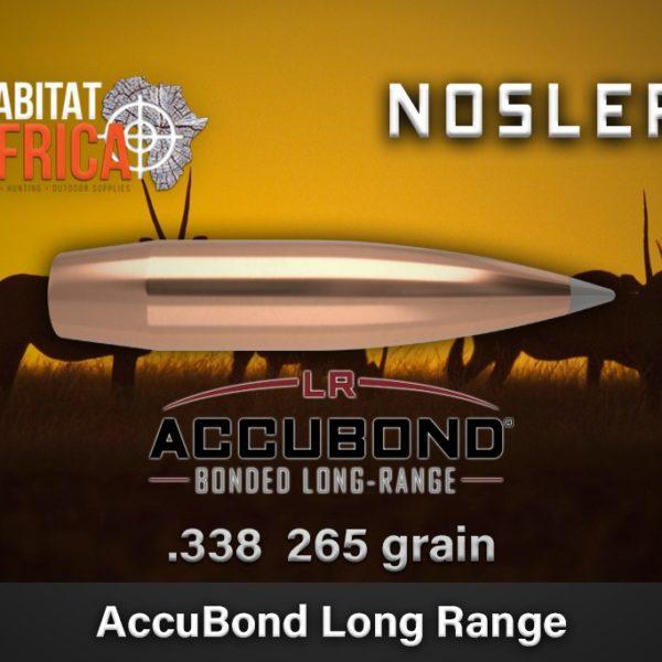 Nosler-Accubond-Long-Range-338cal-265-grain-Habitat-Africa