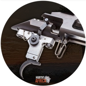Sauer 100 Fieldshoot Trigger and Safety