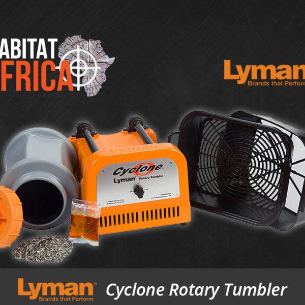 Lyman-Cyclone-Rotary-Tumbler-Reloading-Supplies-Habitat-Africa-1