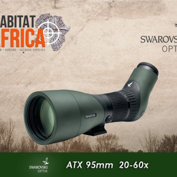 Swarovski ATX 95mm Spotting Scope Habitat Africa