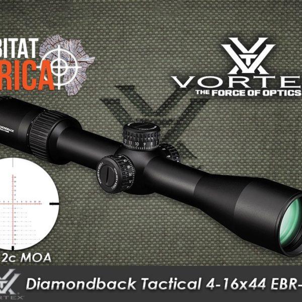 Vortex Diamondback Tactical 4-16x44 MOA Habitat Africa