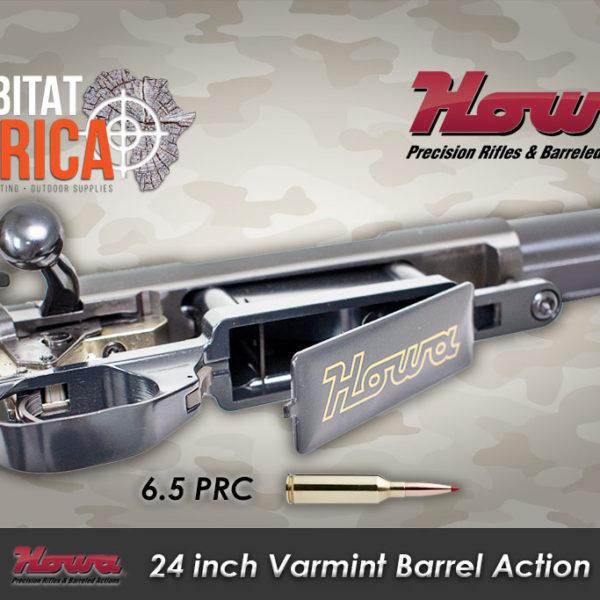 Howa 6.5 PRC Varmint Barrel Action