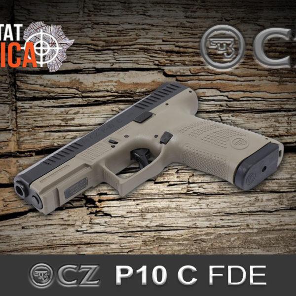 CZ-P10-C-FDE-9mm-Parabellum-Habitat-Africa-1