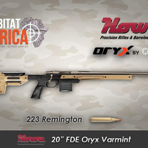 Howa-20-inch-223-Remington-FDE-Oryx-Varmint-Habitat-Africa