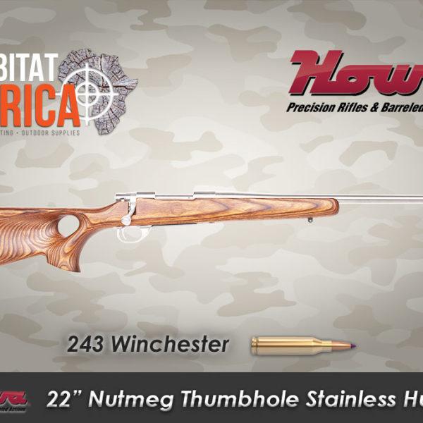 Howa-22-inch-243-Win-Nutmeg-Thumbhole-Stainless-Hunter-Habitat-Africa
