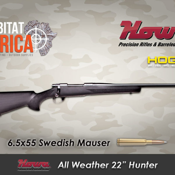 Howa-6.5x55-Swedish-Mauser-Hogue-Black-Habitat-Africa