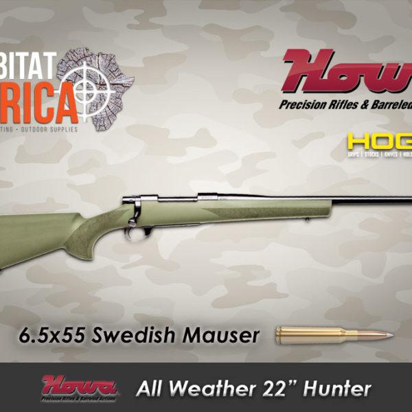 Howa-6.5x55-Swedish-Mauser-Hogue-Olive-Habitat-Africa
