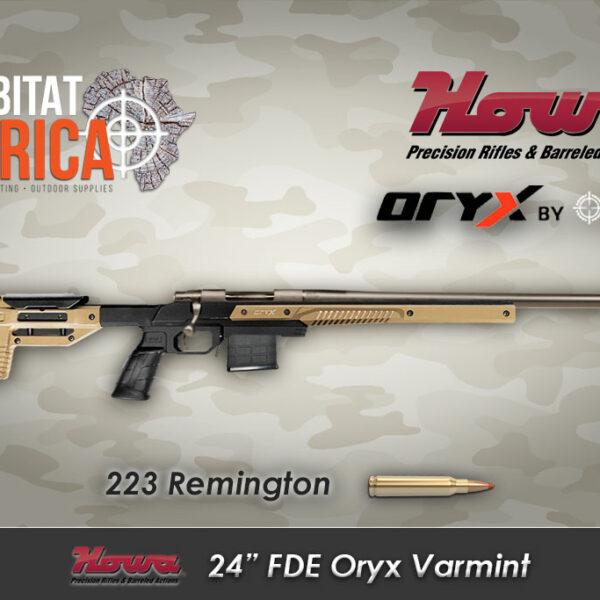 Howa-24-inch-223-Remington-FDE-Oryx-Varmint-Habitat-Africa