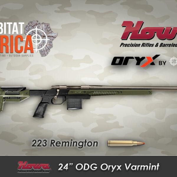 Howa-24-inch-223-Remington-ODG-Oryx-Varmint-Habitat-Africa