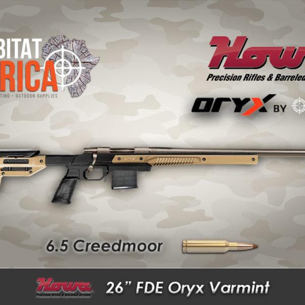 Howa-26-inch-6.5-Creedmoor-FDE-Oryx-Varmint-Habitat-Africa