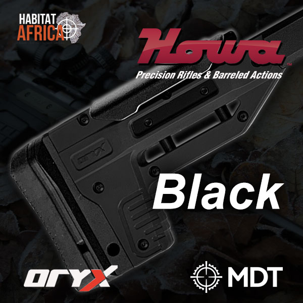 Howa MDT Oryx Black Varmint