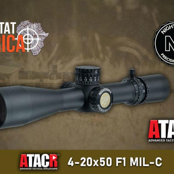 NightForce-ATACR-4-20x50-F1-MIL-C-Riflescope-Habitat-Africa-New