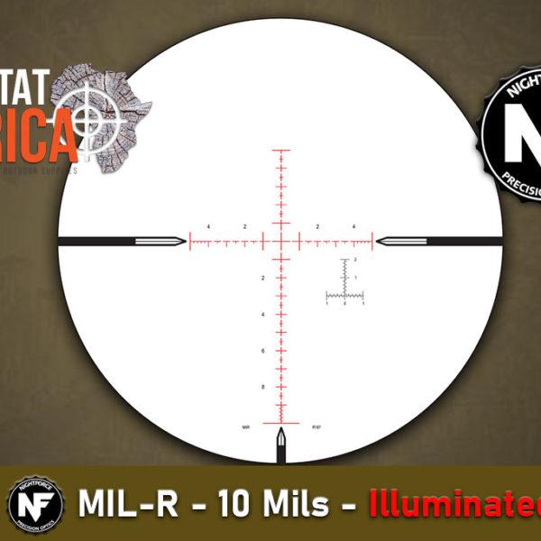 NightForce-MIL-R-10-Mils-Illuminated-Reticle-Habitat-Africa