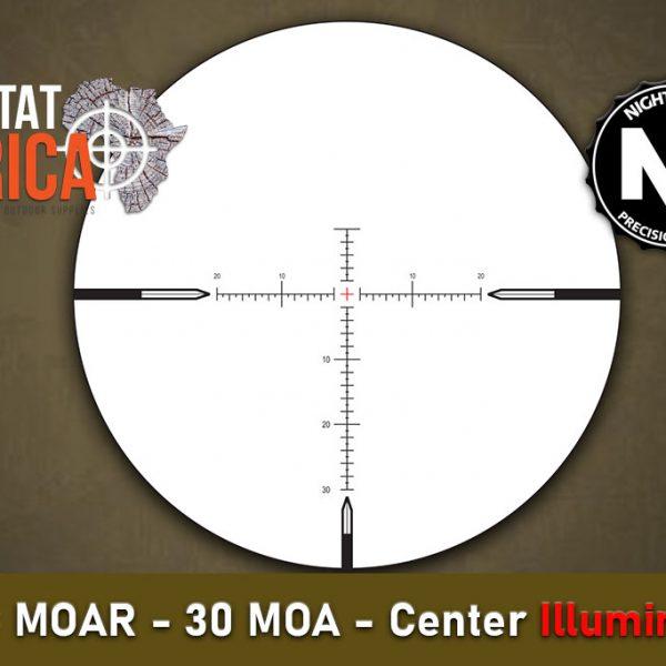 NightForce-MOAR-30-MOA-Center-Illuminated-Reticle-Habitat-Africa