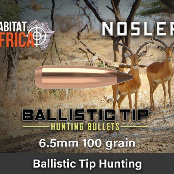 Nosler-Ballistic-Tip-Hunting-6.5mm-100-grain-Habitat-Africa-1