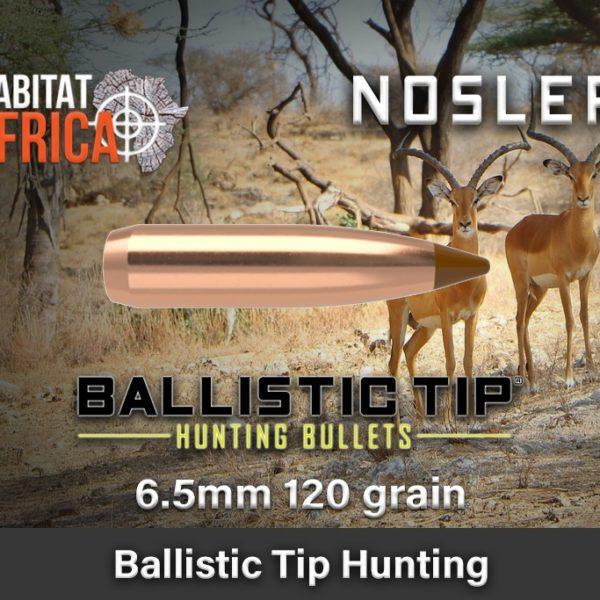 Nosler-Ballistic-Tip-Hunting-6.5mm-120-grain-Habitat-Africa-1
