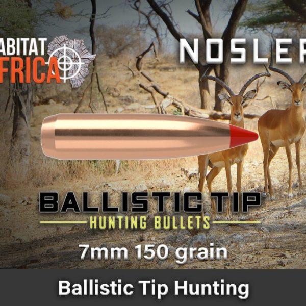 Nosler-Ballistic-Tip-Hunting-7mm-150-grain-Habitat-Africa-1