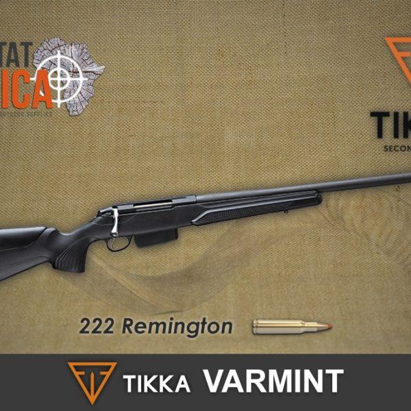 Tikka Varmint 222 Rem
