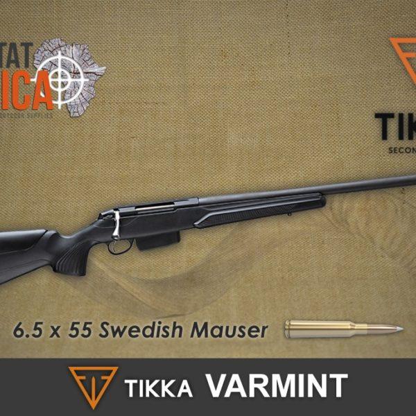 Tikka Varmint 6.5x55 SE
