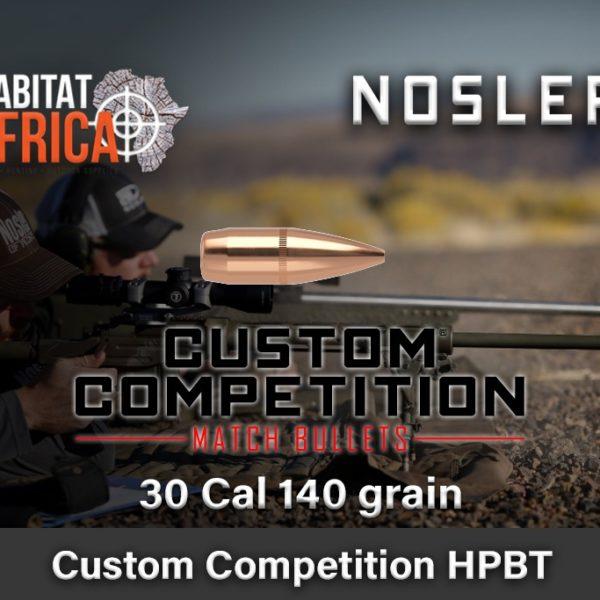 Nosler-Custom-Competition-HPBT-30-Cal-140-grain-Habitat-Africa-1