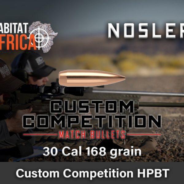 Nosler-Custom-Competition-HPBT-30-Cal-168-grain-Habitat-Africa-1