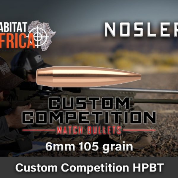 Nosler-Custom-Competition-HPBT-6mm-105-grain-Habitat-Africa-1