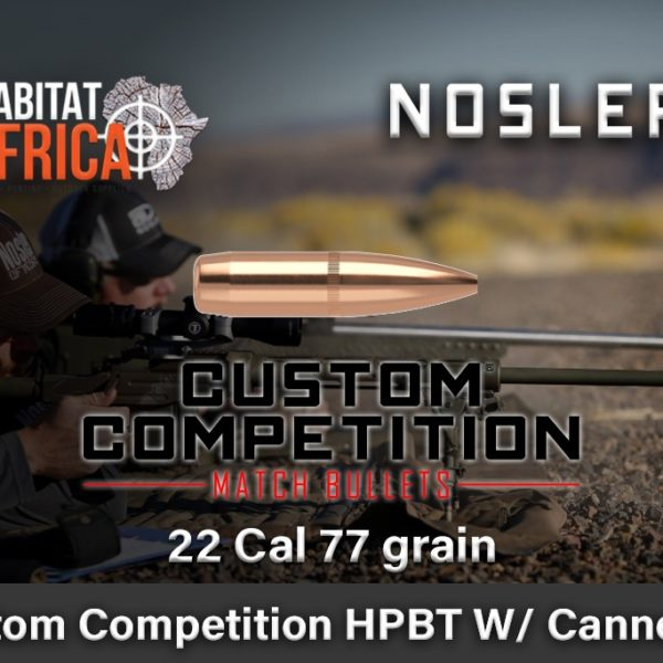 Nosler-Custom-Competition-HPBT-with-Cannelure-22-Cal-77-grain-Habitat-Africa-1