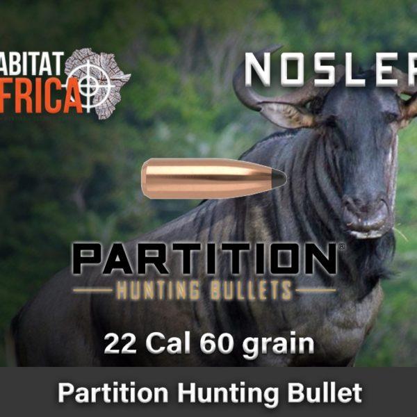 Nosler-Partition-Spitzer-22-Cal-60-grain-Habitat-Africa-1-new