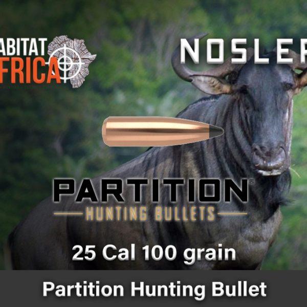 Nosler-Partition-Spitzer-25-Cal-100-grain-Habitat-Africa-1-new