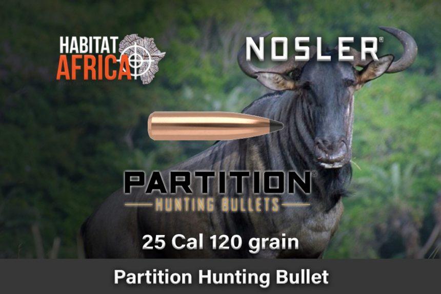 Nosler-Partition-Spitzer-25-Cal-120-grain-Habitat-Africa-1-new