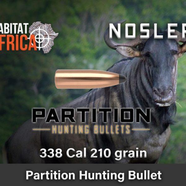 Nosler-Partition-Spitzer-338-Cal-210-grain-Habitat-Africa-1-new