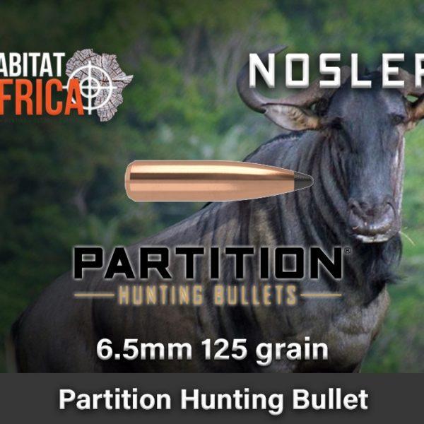 Nosler-Partition-Spitzer-6.5mm-125-grain-Habitat-Africa-1-new