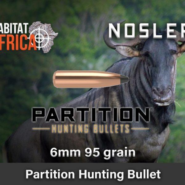 Nosler-Partition-Spitzer-6mm-95-grain-Habitat-Africa-1