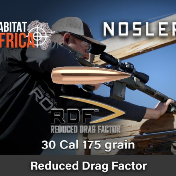 Nosler-RDF-HPBT-30-Cal-175-grain-Habitat-Africa-1