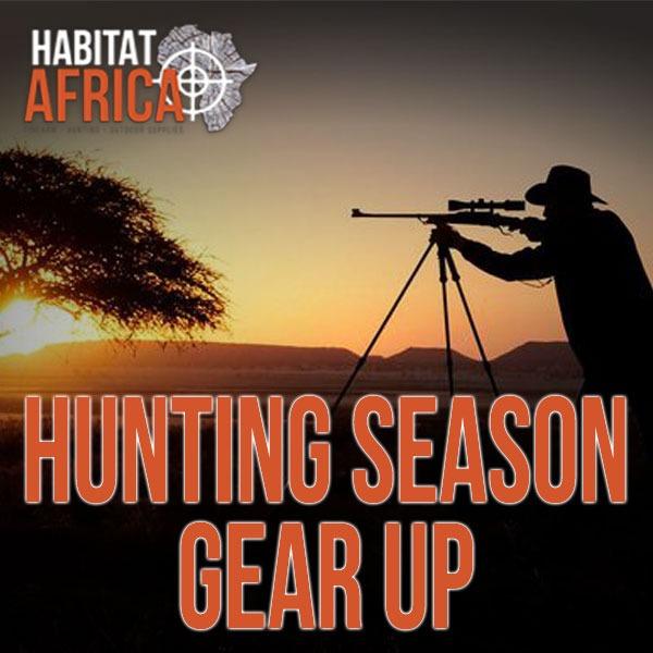 Hunting Season Gear Up