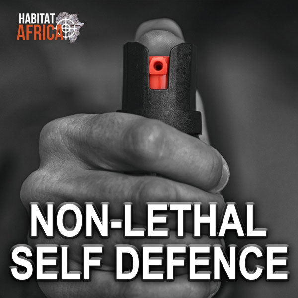 Non Lethal Self Defence South Africa