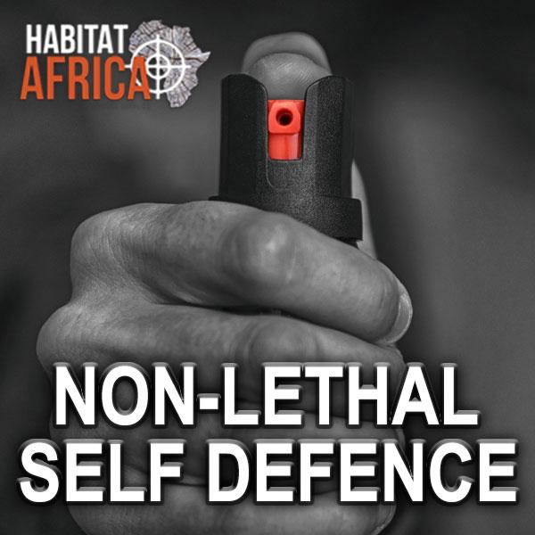 Non Lethal Self Defense